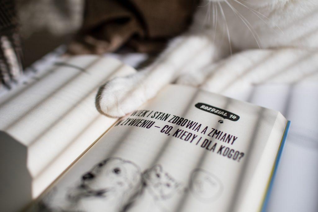 książka o żywieniu zwierząt