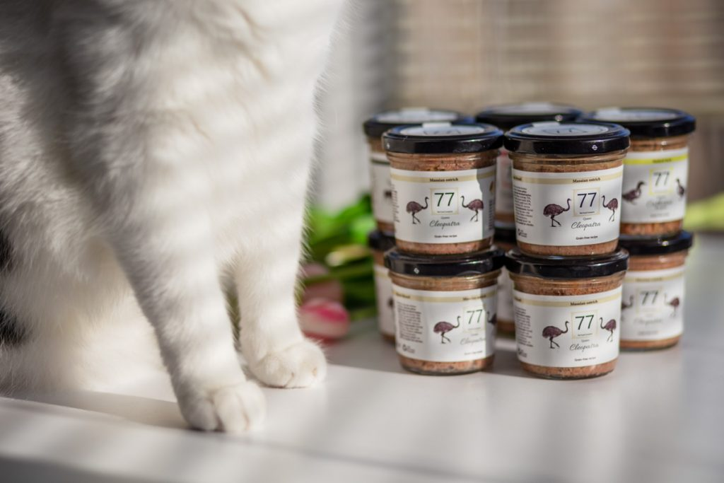 77 Pet Food dla kota